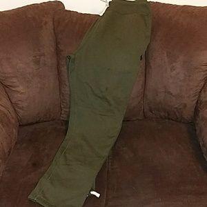 Polo hunter Green Sweatpants